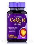 CoEnzyme Q-10 30 mg - 30 Capsules