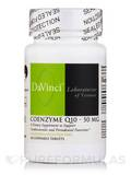 CoEnzyme Q10 - 50 mg - 60 Vegetarian Tablets