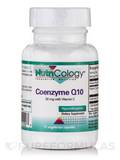 Coenzyme Q10 50 mg with VItamin C Cassava Source 75 Vegetarian Capsules