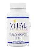 Ubiquinol CoQ10 100 mg 60 Softgels
