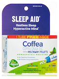 Coffea Cruda 30C Bonus Care Pack - 3 Tubes (Approx. 80 Pellets Per Tube)