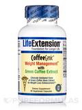 Coffeegenic Weight Management with Green Coffee Extract 90 Vegetarian Capsules