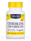 Cognizin (Citicoline) 250 mg - 60 Veggie Capsules