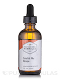 Cold & Flu Drops - 2 fl. oz (60 ml)