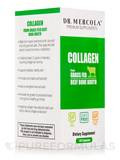Collagen from Grass Fed Beef Bone Broth - 120 Capsules