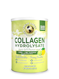 Collagen Hydrolysate, Lemon + Lime Flavored - 10 oz (283 Grams)