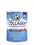 Collagen Hydrolysate, Mixed Berry Flavored - 10 oz (283 Grams)