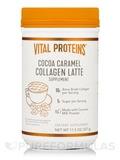 Collagen Latte, Cocoa Caramel - 11.5 oz (327 Grams)