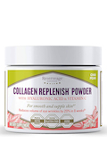 Collagen Replenish™ Powder with Hyaluronic Acid & Vitamin C, Chai Pear Flavor - 3.4 oz (96 Grams)