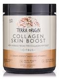 Collagen Skin Boost Powder, Citrus Flavor - 6.35 oz (180 Grams)
