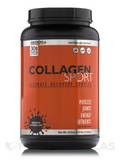 Collagen Sport Ultimate Recovery Complex Belgian Chocolate - 2.97 lbs (47.6 oz / 1350 Grams)