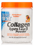 Collagen Types 1 & 3 Powder, Peached Flavored - 8.1 oz (228 Grams)