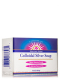 Colloidal Silver Soap Bar - 3.5 oz (100 Grams)