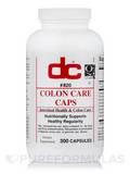 Colon Care Caps - 300 Capsules