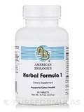 Herbal Formula 1 90 Tablets