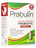Colon Support Probiotic 20 Billion CFU - 60 Capsules