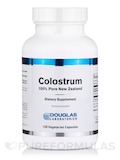 Colostrum 100% Pure New Zealand - 120 Vegetarian Capsules