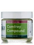 Comfrey Compounded Herbal Salve 2 oz (60 ml)