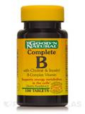 Complete B 100 Tablets