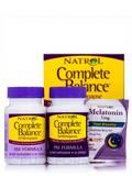 Complete Balance Menopause AM&PM Formulas 30/30 Capsules