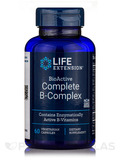 BioActive Complete B-Complex - 60 Vegetarian Capsules