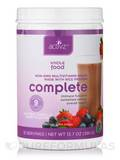 Complete Canister Natural Vanilla Berry Flavor - 15 Servings (13.7 oz / 390 Grams)
