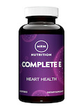 Complete - E™ 400 IU (d-alpha with 25% mixed tocopherols & 30 mg tocotrienols) 60 Gels