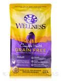 Complete Health Grain Free Deboned Chicken & Chicken Meal Recipe Dog Food - 4 Lbs (1.8 Kg)