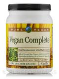 Vegan Complete™ Meal replacement (Vanilla) - 1.42 lbs (645 Grams)