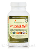 Complete Multi + Daily Liver Support™ - 120 Tablets