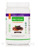 Complete Organic Plant Protein+ Fuel & Replenishment Chocolate - 20.6 oz (584 Grams)