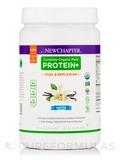 Complete Organic Plant Protein+ Fuel & Replenishment Vanilla - 20.1 oz (570 Grams)