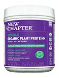 Complete Organic Plant Protein+ Original, Vanilla Flavor - 16 oz (455 Grams)