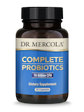 Complete Probiotics, 70 Billion CFU / 10 Strains - 60 Capsules