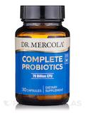 Complete Probiotics, 70 Billion CFU - 30 Capsules