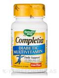 Completia Diabetic Multivitamin (Iron-Free) 30 Tablets