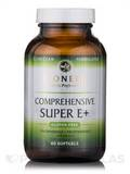 Comprehensive Super E+ 60 Softgels