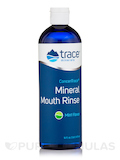 ConcenTrace® Mineral Mouth Rinse Mint Flavor 16 fl. oz (473 ml)