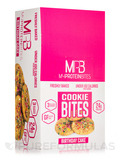 Cookie Bites Birthday Cake - Box of 8 Packs, 3 Cookies per Package