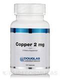 Copper 2 mg 100 Capsules