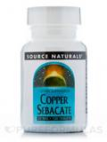 Copper Sebacate 22 mg - 120 Tablets