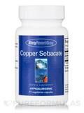 Copper Sebacate - 75 Vegetarian Capsules
