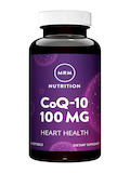 CoQ-10 100 mg (Enhanced Absorption) 60 Softgels