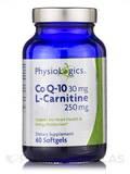 Co Q-10 30 mg L-Carnitine 250 mg - 60 Softgels