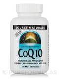 Co-Q10 100 mg - 120 Vegetarian Softgels