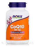 CoQ10 100 mg - 150 Softgels