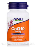 CoQ10 100 mg - 50 Softgels