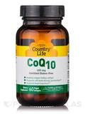 CoQ10 100 mg - 60 Softgels