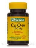CoQ-10 100 mg - 60 Softgels