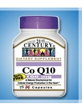 CoQ10 100 mg - 75 Capsules
